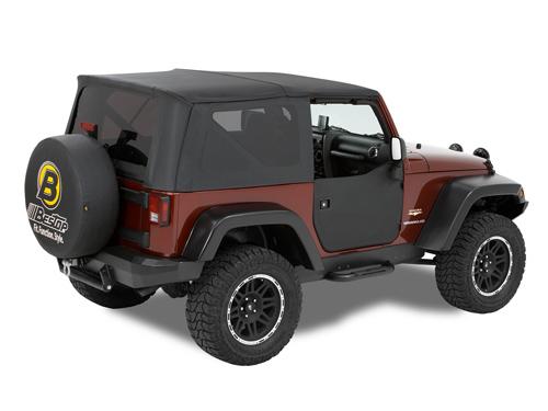 T 252 Ren Halbt 252 Ren Schwarz Vorn Half Doors Bestop Jeep