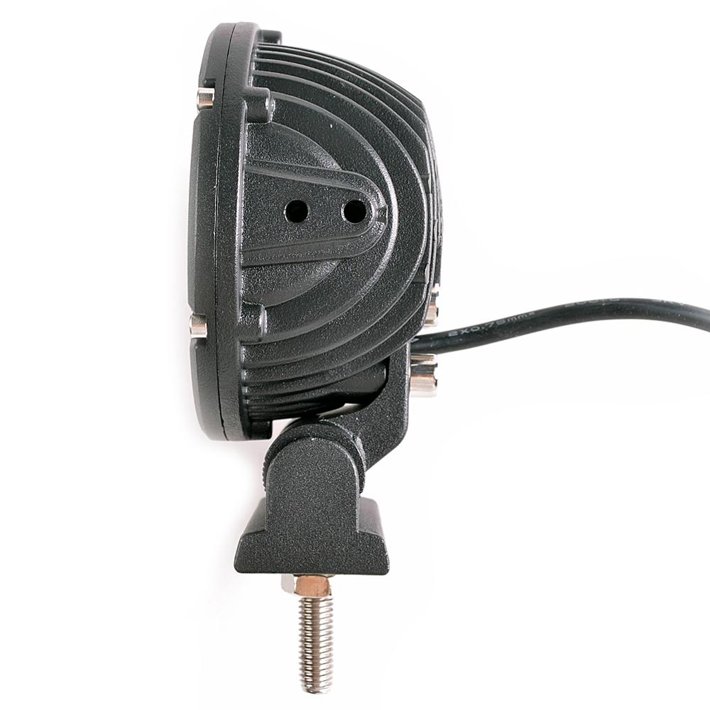 led scheinwerfer rund 50w 3500lm flutlicht mit e 13 beleuchtung jeep universal ebay. Black Bedroom Furniture Sets. Home Design Ideas