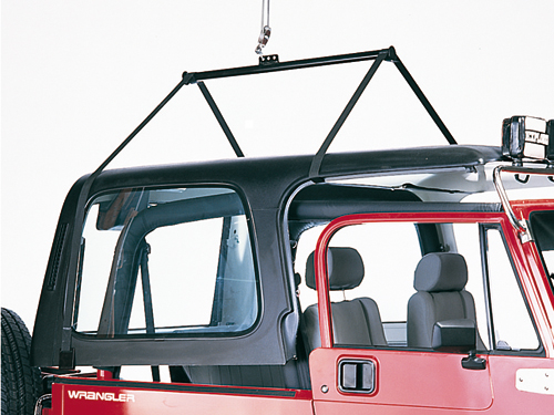 Jeep Roof Hoist