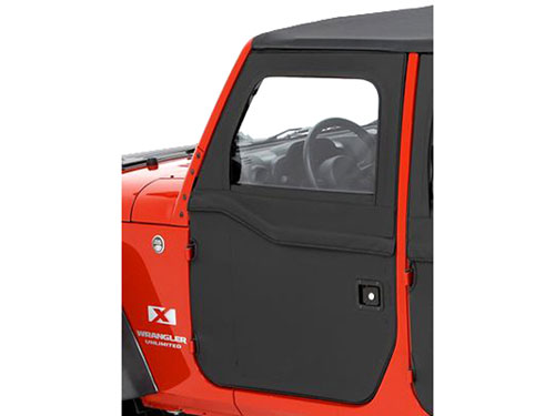 04 wrangler jk 04 wrangler jk 2 piece softtop doors front black diamond 51798 35. Black Bedroom Furniture Sets. Home Design Ideas