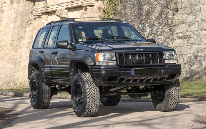 27 Grand Cherokee Zj 1998 Lx 5 9 L Jeep Wrangler