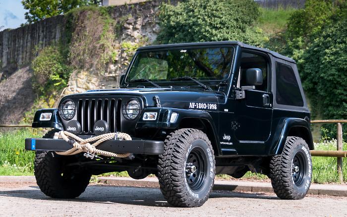 09 Wrangler TJ 2006 40L Jeep, Wrangler, Cherokee, Grand